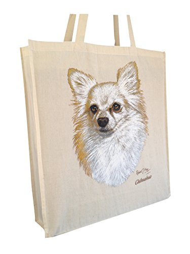 chihuahua-rm-breed-of-dog-group-reusable-cotton-shopping-bag-tote-gusset-for-extra-space-and-long-ha