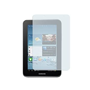 mumbi Displayschutzfolie Samsung P3110 Galaxy Tab 2 7.0 17,8 cm (7 Zoll) Schutzfolie CrystalClear unsichtbar