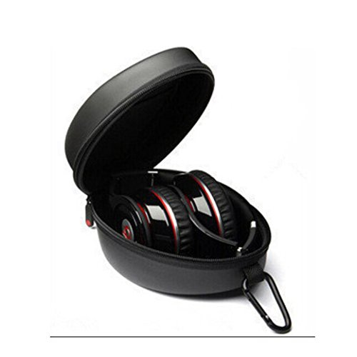 Portable Headset Headphone Earphone Case Box Pouch Bag For Monster Beats Studio Solo/Solo Hd Diamond Tears