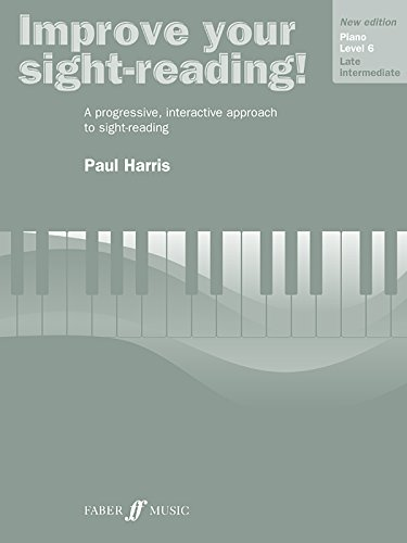 Improve Your Sight-Reading!: Piano, Level 6: Intermediate