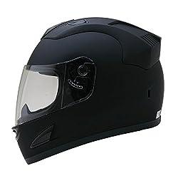 ネオライダース (NEO-RIDERS) NR-7 エアロデザイン フルフェイス ヘルメット マットブラック XLサイズ 61-62cm未満 SG/PSC NR-7