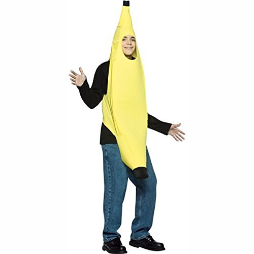 Teen Banana Costume Size 13-16