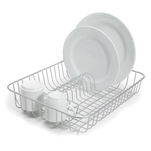 Danesco Epoxy-coated Wire Dish Rack