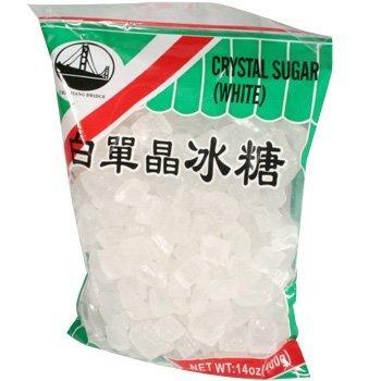 Chic Crystal White Sugar 14 oz (Rock Sugar Crystals compare prices)