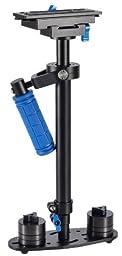 SunSmart Pro 80cm Magic Carbon Fiber Handheld Camera Stabilizer Video Rig For DSLR DV Camera