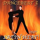 Dancebeat Latin Heat Dancebeat CD Music For Dancing recorded in tempo for music teaching performance or general listening and enjoyment