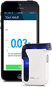 Breathalyzer Smartphone Alcohol Tester