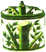 BAMBOO 3-Dimensional Cookie Jar NEW