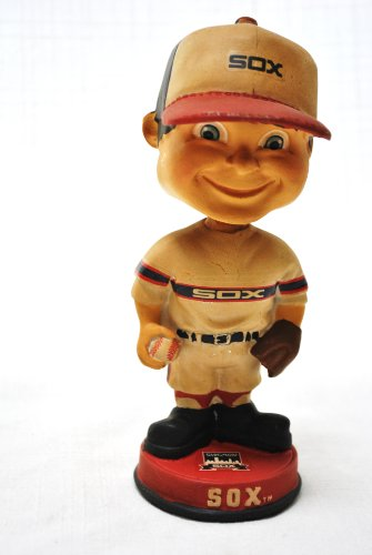 Chicago White Sox official MLB retro Bobble Head in origional Box Big Head Helmet at Amazon.com