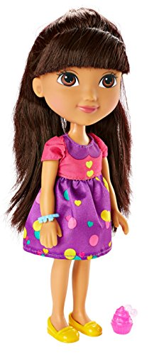 Fisher-Price Nickelodeon Dora and Friends Happy Birthday Dora Playset - 1