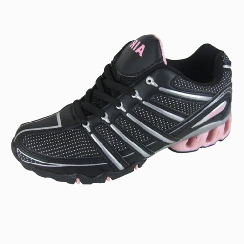 Womens Dek Air Shock Absorbing Running Trainer Shoes 50