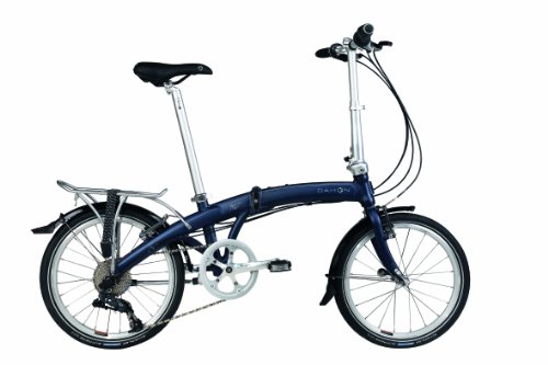 Dahon Mu P24 Folding Bike, Tundra