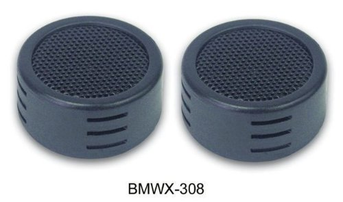 Pair of Brand New Nitro Bmw-308 300 Watt Component Tweeters with Built in Crossovers