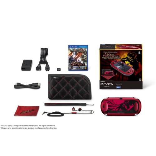 PlayStation Vita SOUL SACRIFICE PREMIUM EDITION