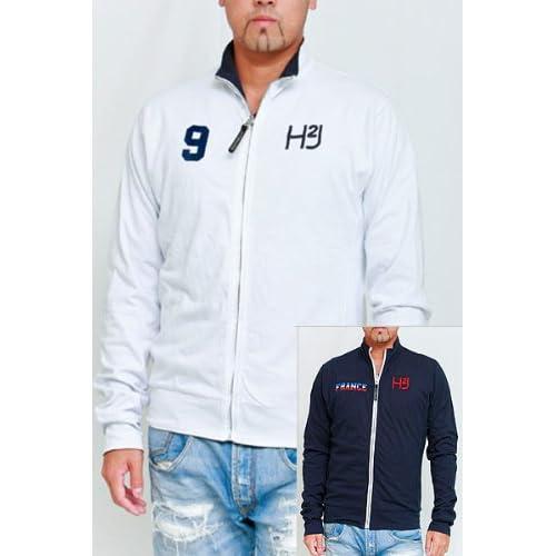 HYDROGEN メンズ ジャケット (061017315)【XL-ホワイト】 並行輸入品