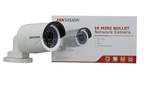 Lowest Price! Hikvision DS-2CD2042WD-I 4MP Full HD WDR IR Bullet Network Camera US English Retail Ve...