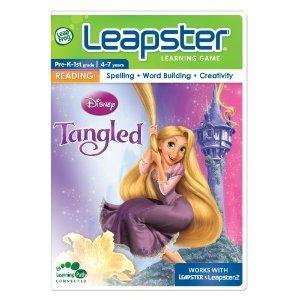 LeapFrog Leapster Learning Game: Tangled.