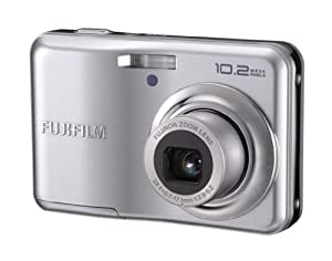 Fujifilm FinePix A170 Digital Camera - Silver (10MP, 3x Zoom) 2.7 inch LCD