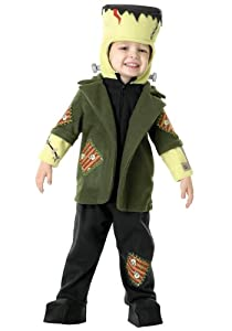 Toddler Frankenstein Costume Lil Frankie