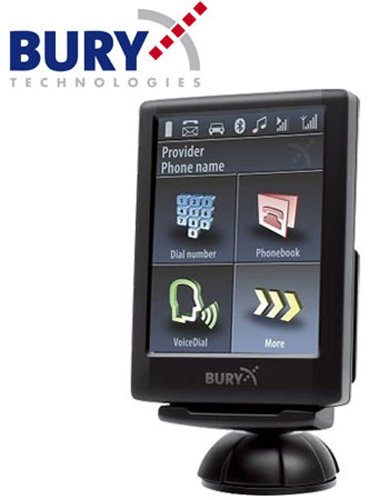 Bury CC9060 Bluetooth Hands Free Car Kit