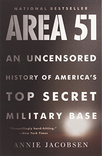Area 51: An Uncensored History of America's Top Secret Military Base PDF