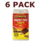 Catchmaster 812SD Pantry Pest Moth Traps ** 6 PACK ** 12...