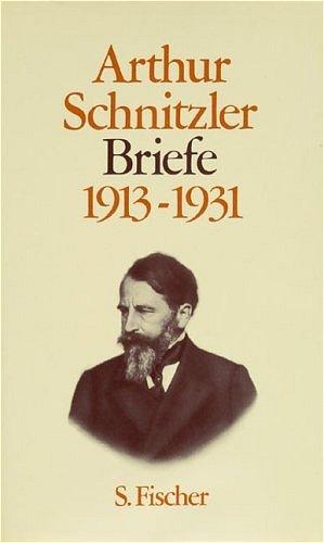 Briefe 1913-1931