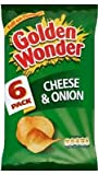 GOLDEN WONDER CRISPS C&O 16x6PK