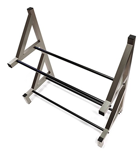Integy RC Hobby C26750GREY Wheel & Tire Storage Rack 19x8x17.5 Inch for 1/8 & 1/5 Scale (Proline Rc Rack compare prices)