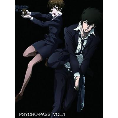 PSYCHO-PASS サイコパス VOL.1【Blu-ray】
