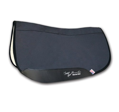 Charmayne James by Professionals Choice 28X30 Equine Smx Air-Ride Barrel Saddle Pad (Black) (Professional Choice Saddle Pad compare prices)