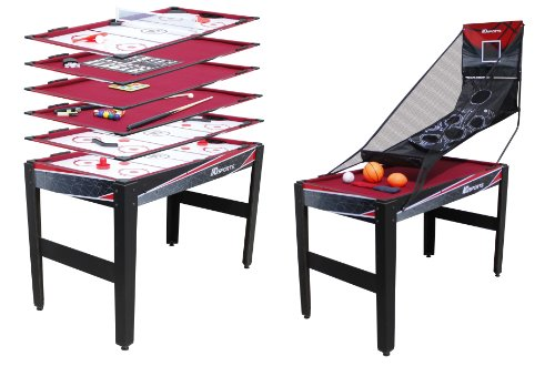 Cheapest Price! Medal Sports 12-in-1 Combination Table, 48-Inch