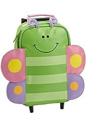 Stephen Joseph Little Girls'  Little Girls'  Rolling Backpack