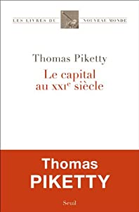 Le Capital au XXIe siècle -Thomas Piketty