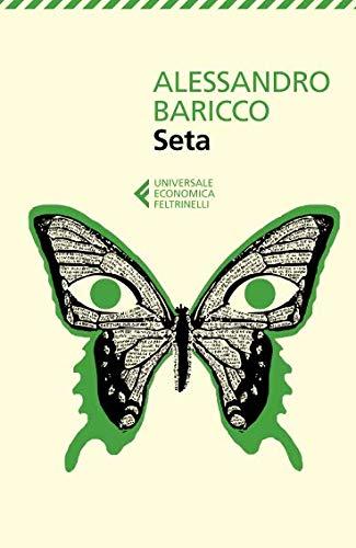Seta (Italian Edition) [Baricco, Alessandro] (Tapa Blanda)