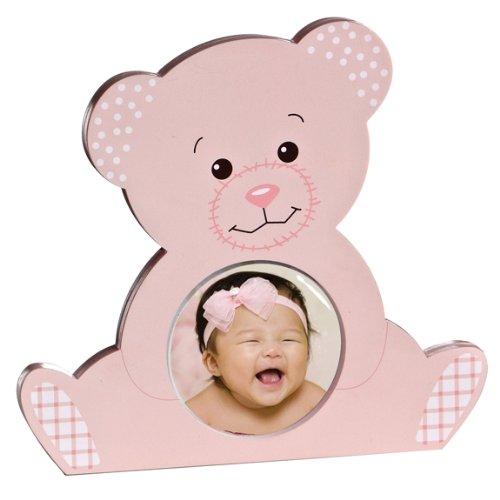 Aurora Baby Sweet Impressions Bear Wooden Frame,