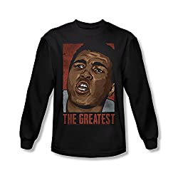 Muhammad Ali Great Long Sleeve T-Shirt