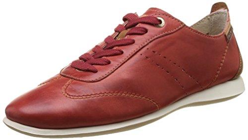 Pike Street Borneo W9B - Scarpe Da Ginnastica per donna,  colore rosso(rouge (carmin)), taglia 38