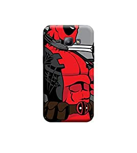 EPICCASE Premium Printed Mobile Back Case Cover With Full protection For Samsung Galaxy J1 Ace (Designer Case)