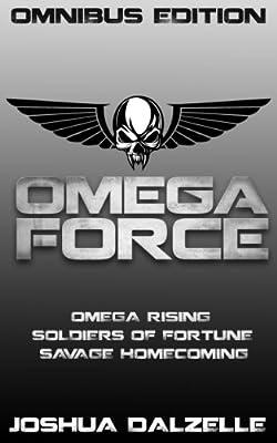 Omega Force Series Omnibus (Books 1-3)