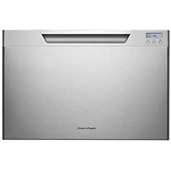 "Fisher Paykel DD24SCTX7 DishDrawer 24"" Stainless Steel Full Console Dishwasher - Energy Star"