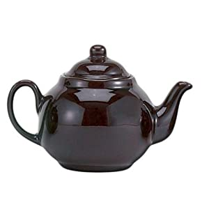 """Brown Betty Teapot"
