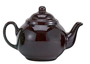 Brown Betty Teapot, 6-Cup by HIC Harold Import Co.