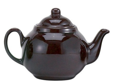 Brown Betty 12-Ounce Teapot, Brown