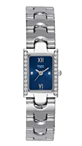 Ladies' Caravelle by Bulova Crystal Watch