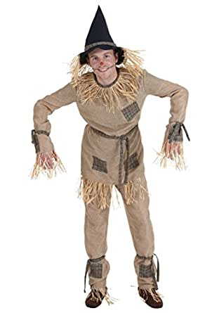 Fun Costumes mens Adult Classic Scarecrow Costume
