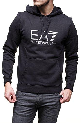 EA7 Emporio Armani 274377 5A259 00020 felpa nero