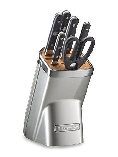 Kitchenaid kkfma07sr professional series 7 piece cutlery for Kitchenaid f series accessories