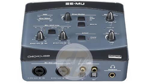 EMU 0404USB