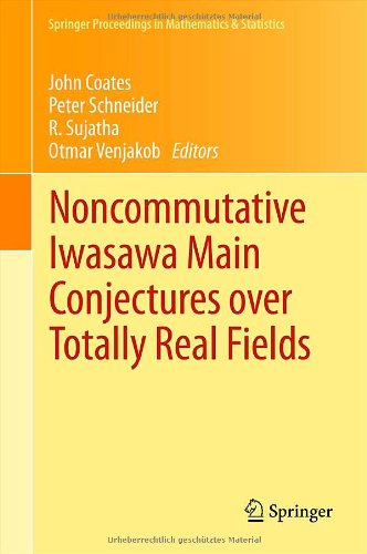 Noncommutative Iwasawa Main Conjectures over Totally Real Fields: M PDF